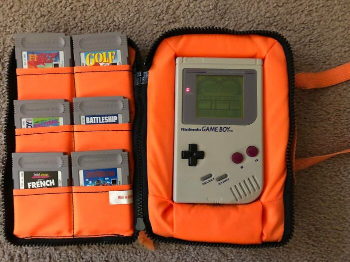 Gameboy protective case
