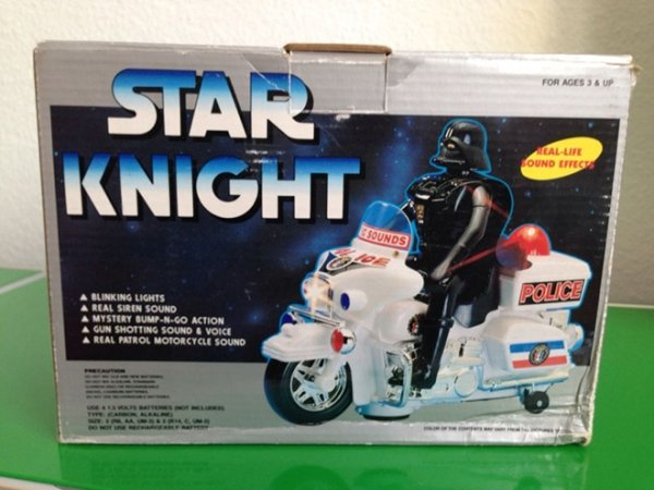 Star Knight Toy