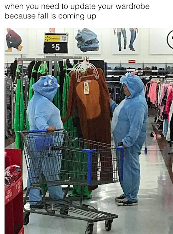 The Crazy Shoppers At Walmart Who Dont Know A Thing About